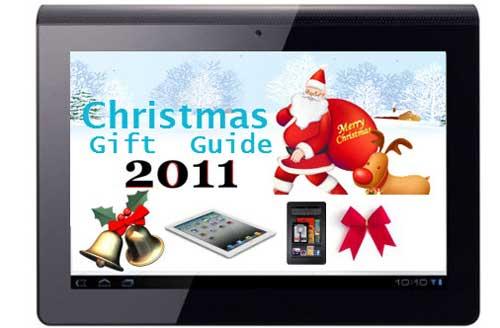 La Navidad de los tablets