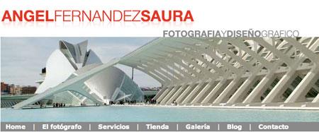 Angel Fernández Saura, fotógrafo