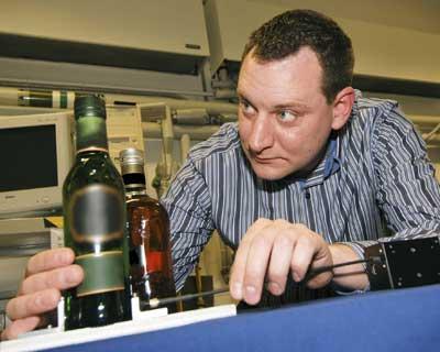 Detector de whisky