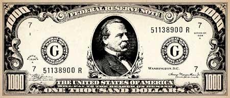 1.000 dólares