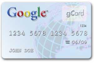 Tarjeta Google