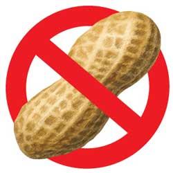 Sin cacahuetes