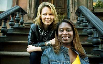 Katrina y Tracey