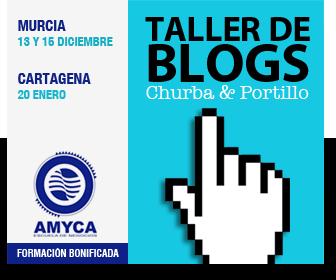 Taller de blogs en Murcia y Cartagena