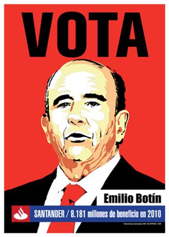 Vota Botín