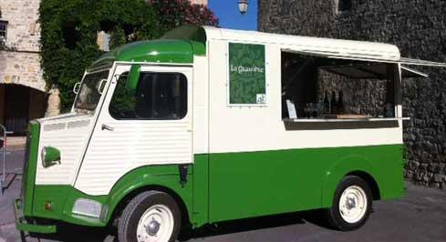Food truck de La Gramière