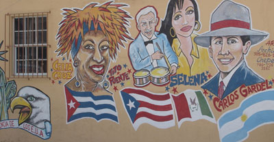 Mural latino