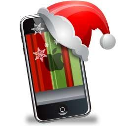 Navidad móvil