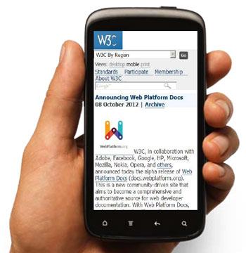 W3C móvil